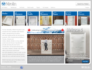 Mirolin Industries home image
