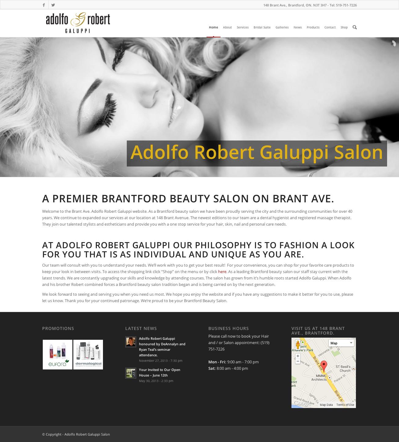 Adolfo Robert Galuppi Salon