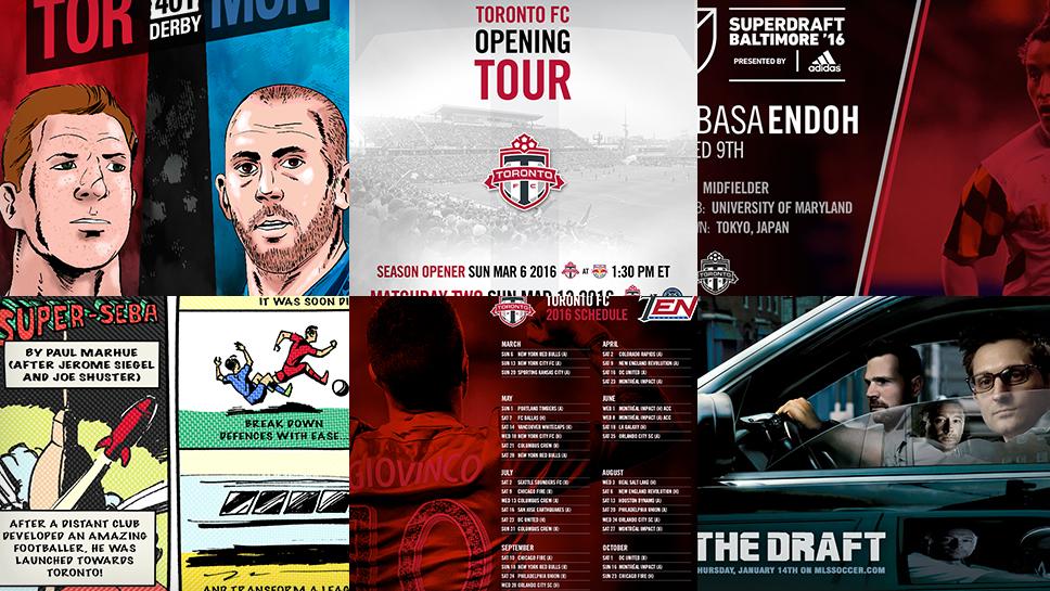 Toronto FC Graphics