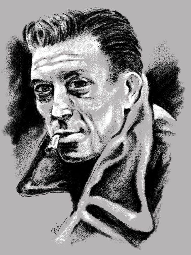 Camus by Marhue
