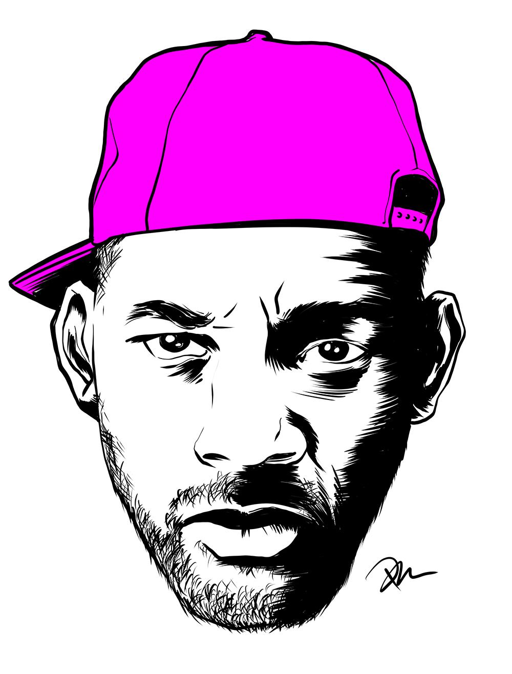 Petey Drawing by Marhue